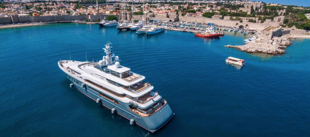 Image for article Vikand announces PYURE Dynamic Protection systems for superyachts