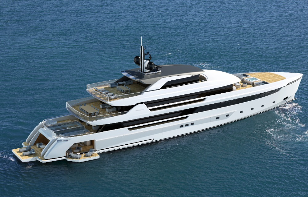 Image for article Sanlorenzo 62Steel: a new standard for metal superyachts