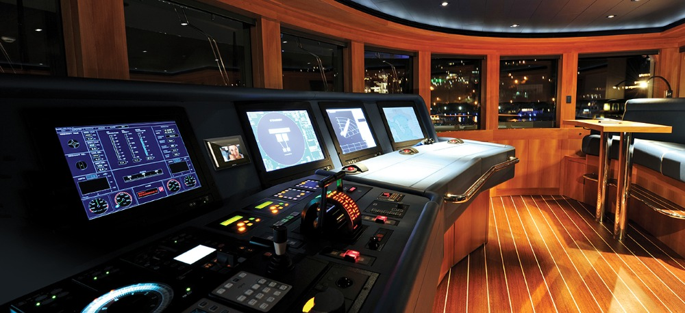 Image for article Shaping the future of superyachting