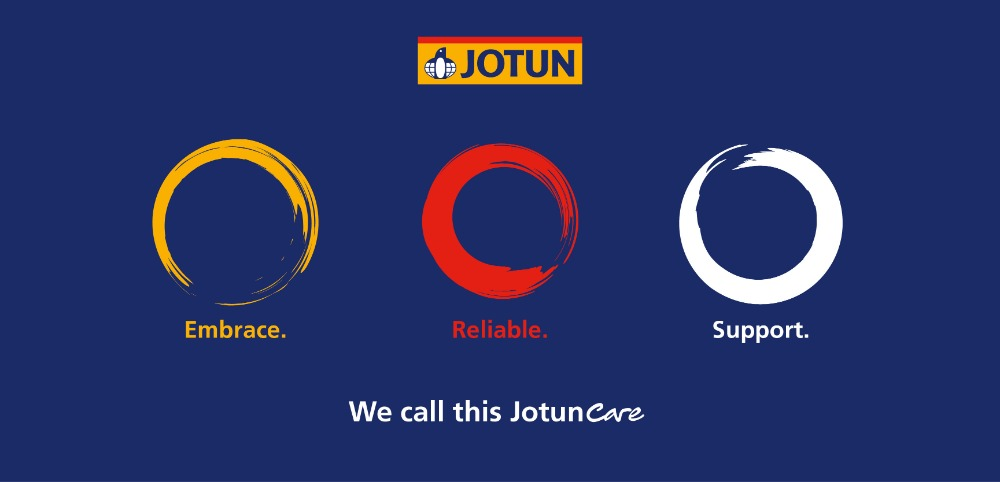 Image for article Jotun launches JotunCare
