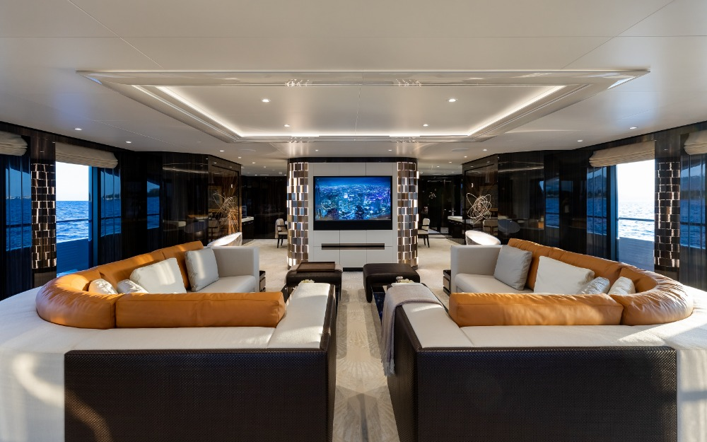 Image for article Abeking & Rasmussen delivers M/Y Soaring