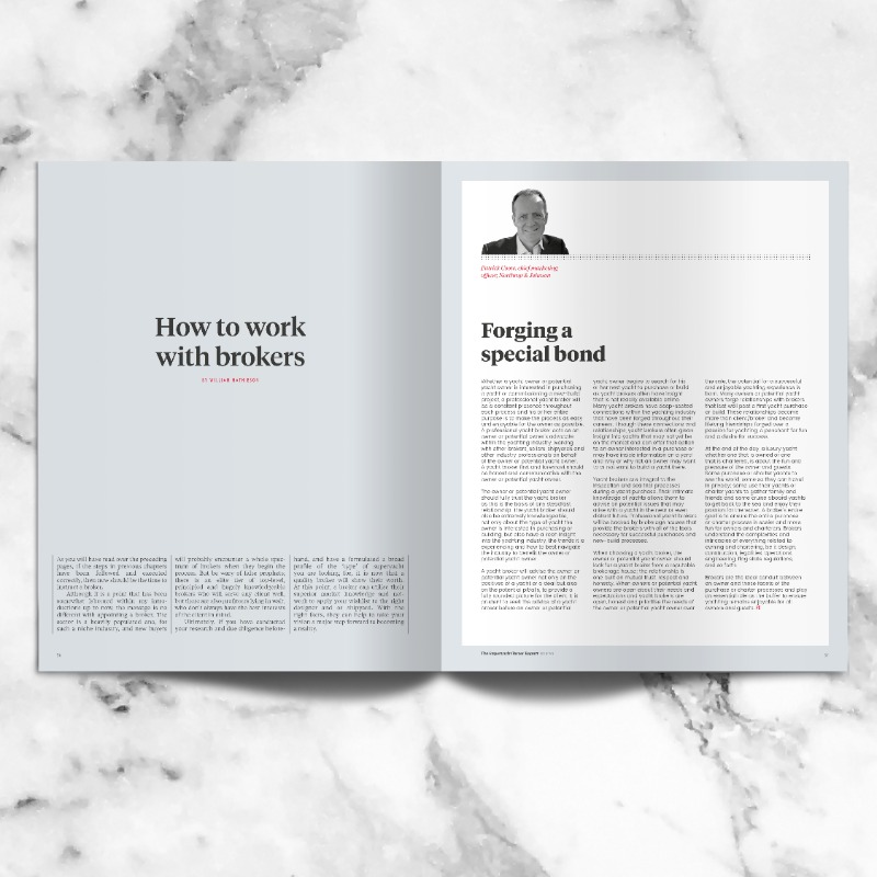 Image for article The Buyer Journey: How to work with brokers