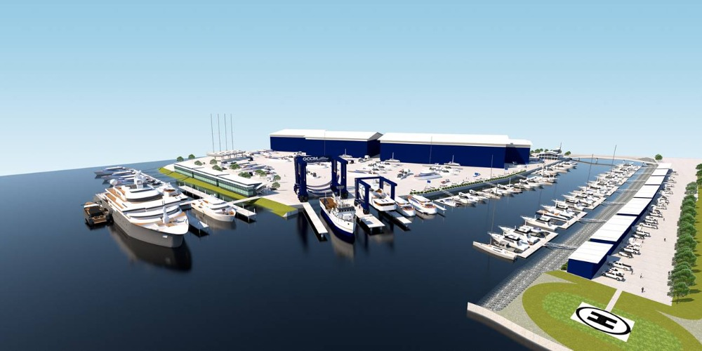 Image for article Gold Coast City Marina and Shipyard secures investment