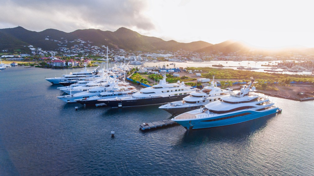 Image for article St. Maarten announces COVID-19 testing protocol for yachts