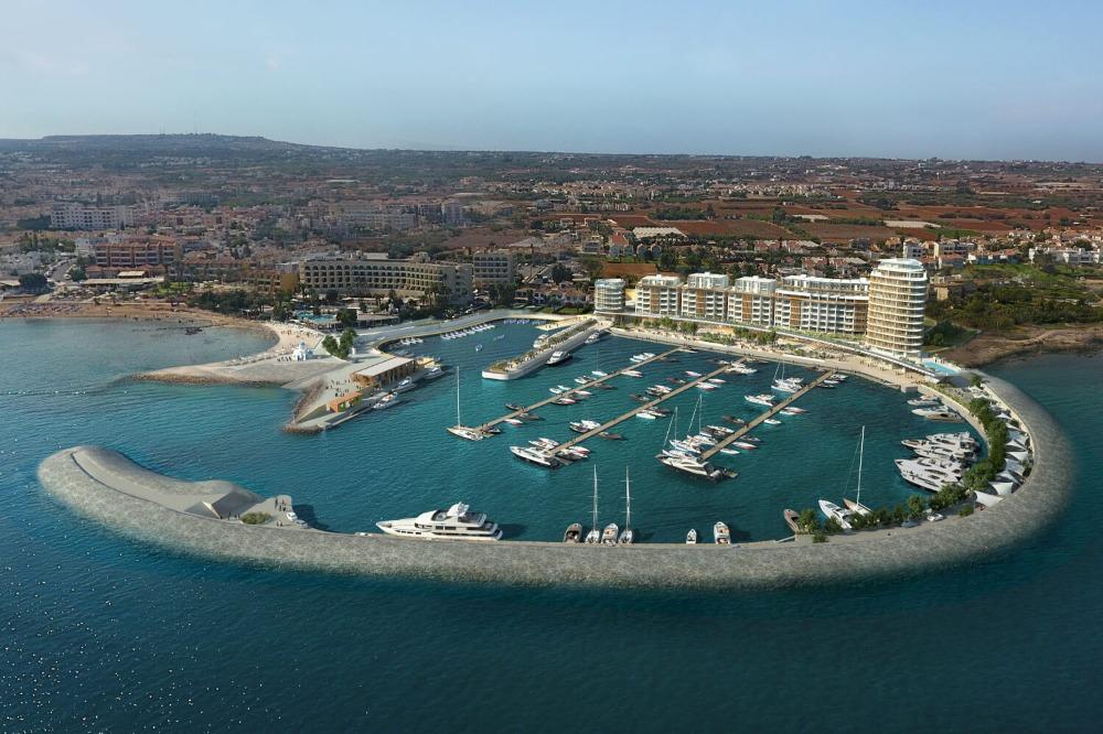 Image for article Construction imminent at Paralimni Marina