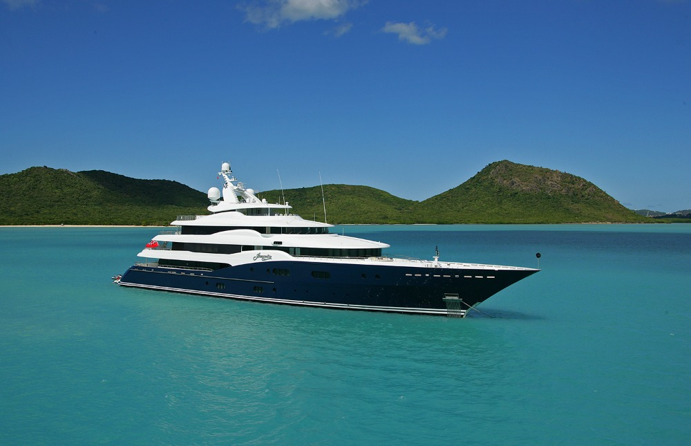 Image for article Hill Robinson's Caribbean charter fleet