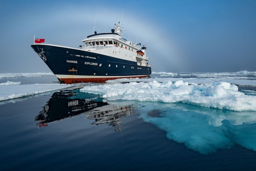 Image for article EYOS collaborates with Canadian Coast Guard