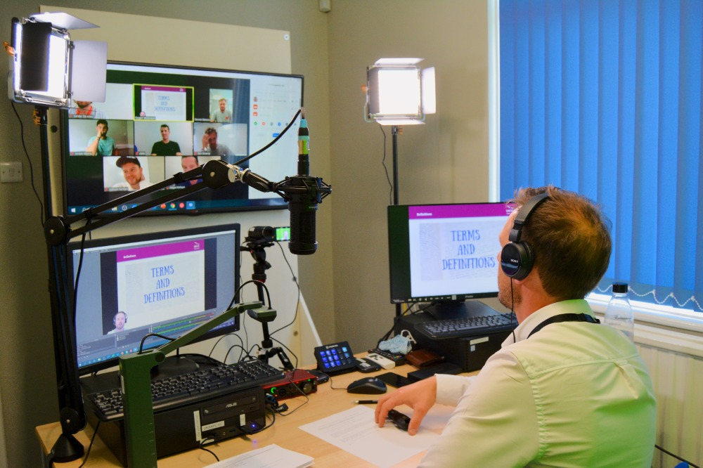 Image for article UKSA launches 'Live Learning' broadcast suites