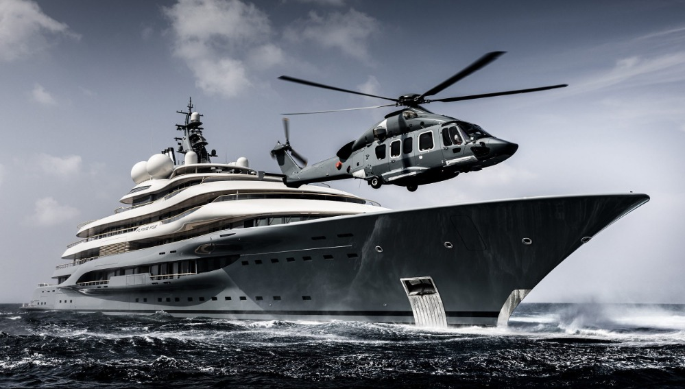 Image for article A buyer's guide to the 90m-plus motoryacht segment