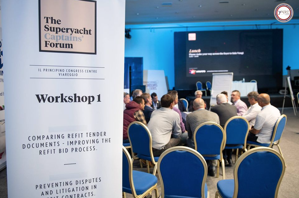 Image for article The Superyacht Captains' Forum programme announced