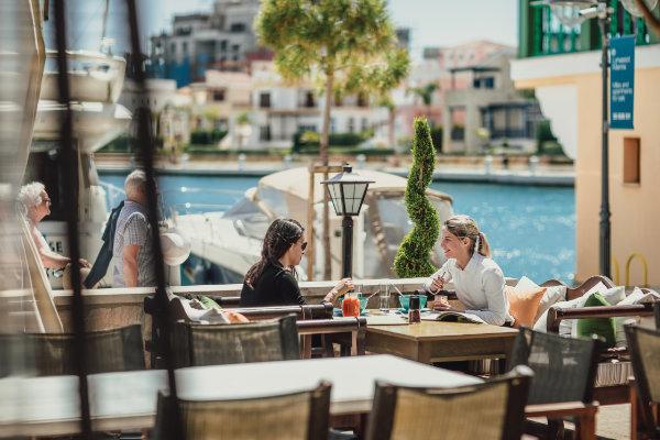 Image for article Winter berthing at Limassol Marina