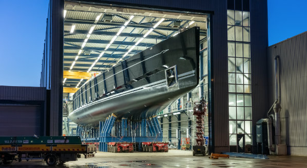 Image for article A buyer's guide to the 50m-plus sailing yacht segment