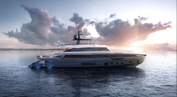 Image for article Azimut introduces its largest ever superyacht