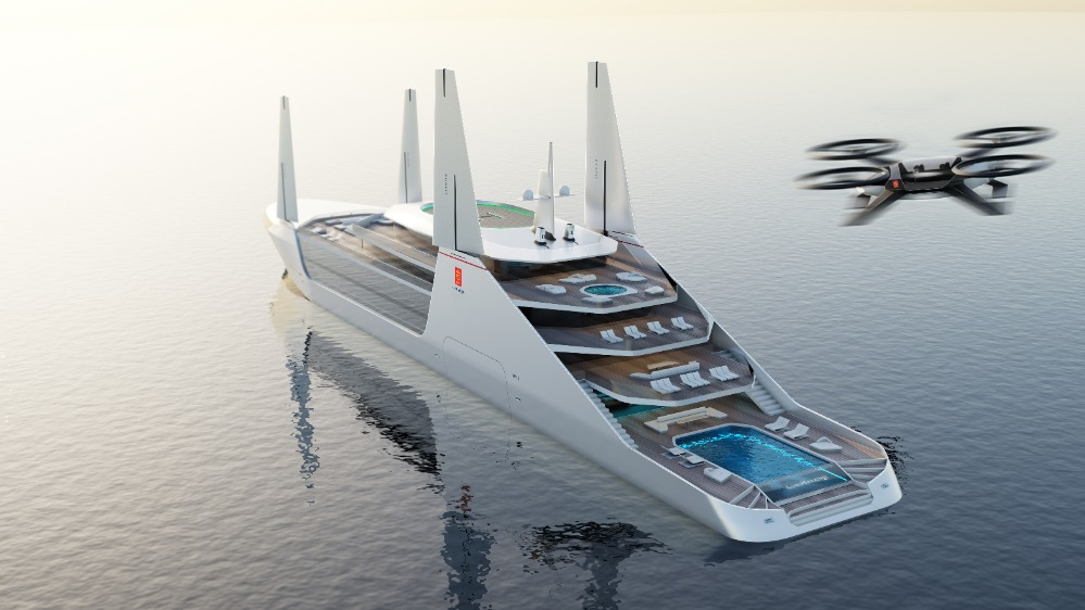 Image for article Sustainable yachting: innovative solutions for the future