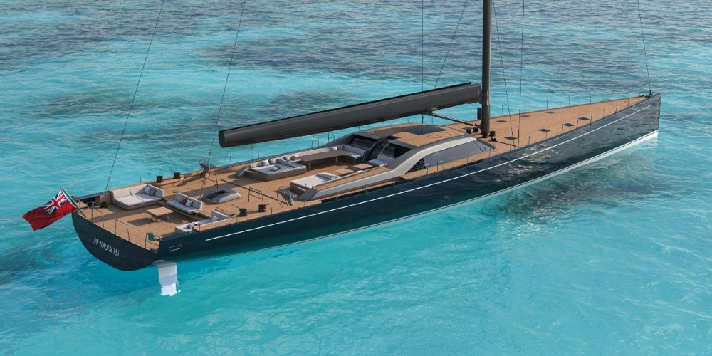 Image for article Royal Huisman starts construction on Project 405