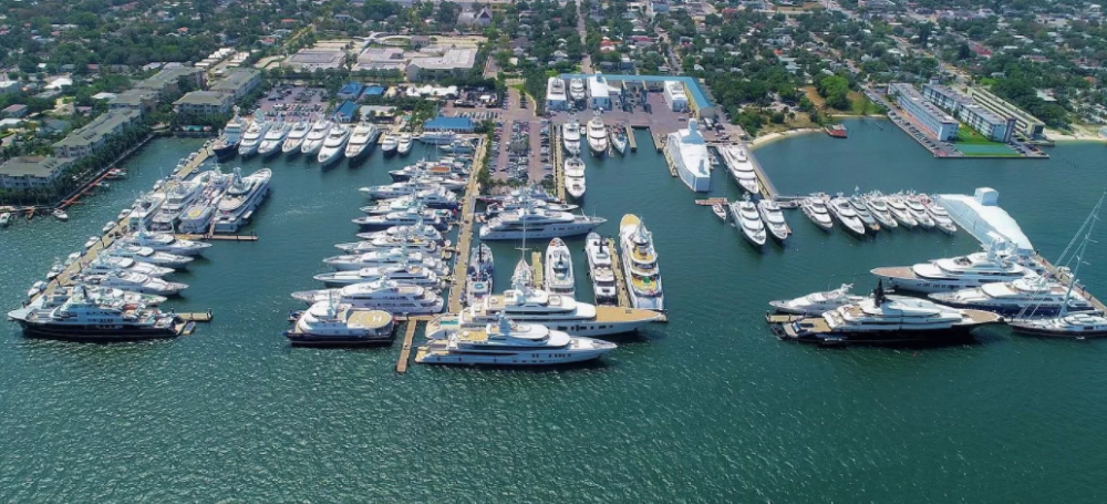 Image for article Safe Harbor Marinas acquires Rybovich