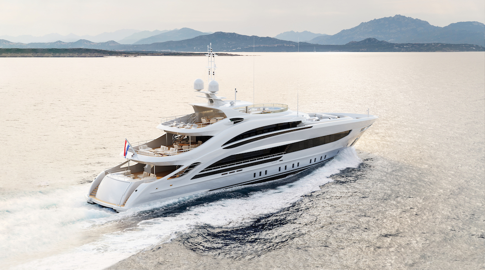 Image for article Heesen introduces Project Aura