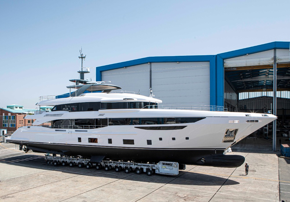 Image for article Benetti sells fourth Diamond 145 unit