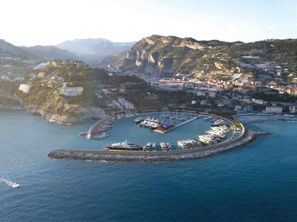 Image for article Cala del Forte nears completion