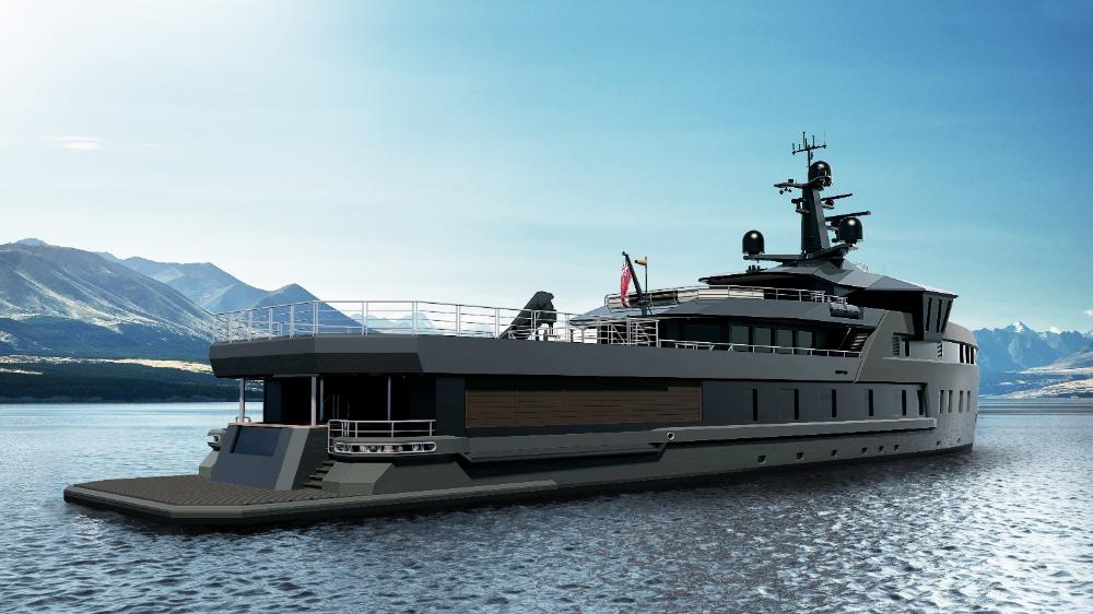 Image for article Damen Yachting sells 58m SeaXplorer