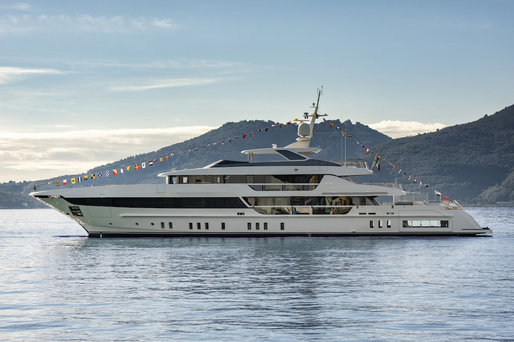 Image for article Sanlorenzo launches fifth 52Steel