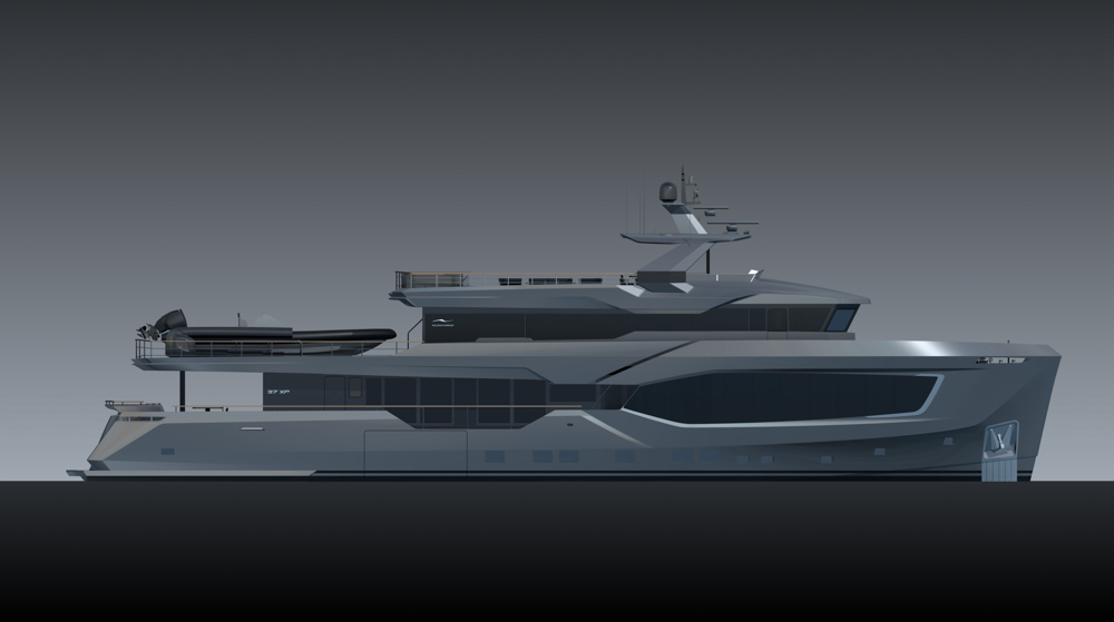 Image for article Numarine sells first 37XP model