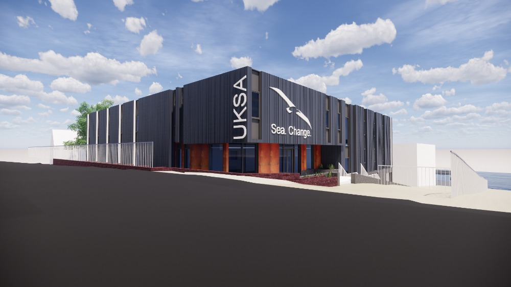 Image for article UKSA's ambitious accommodation project given green light