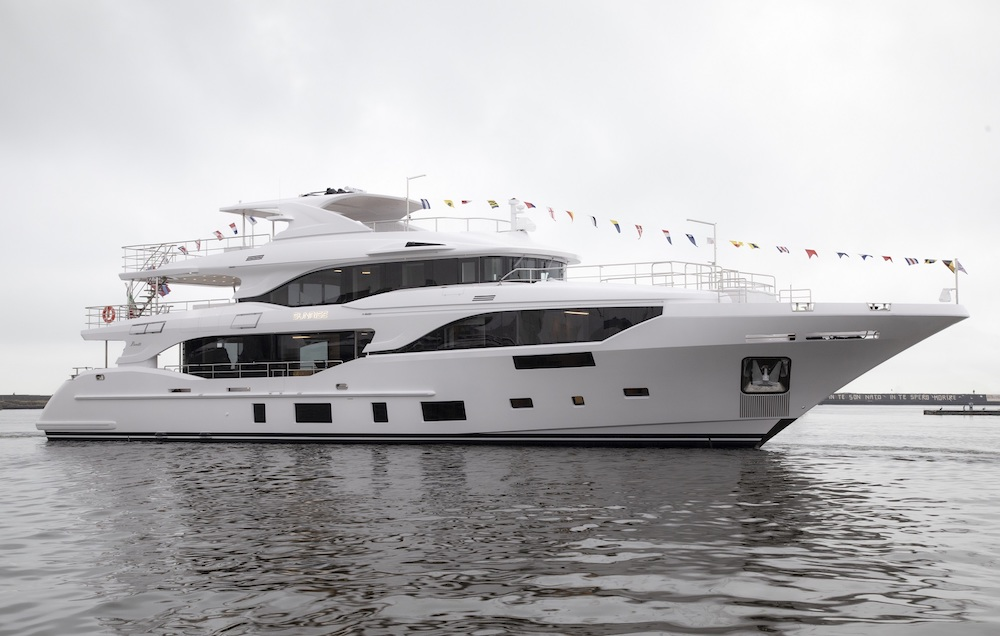 Image for article Benetti launches 35m Sunrise
