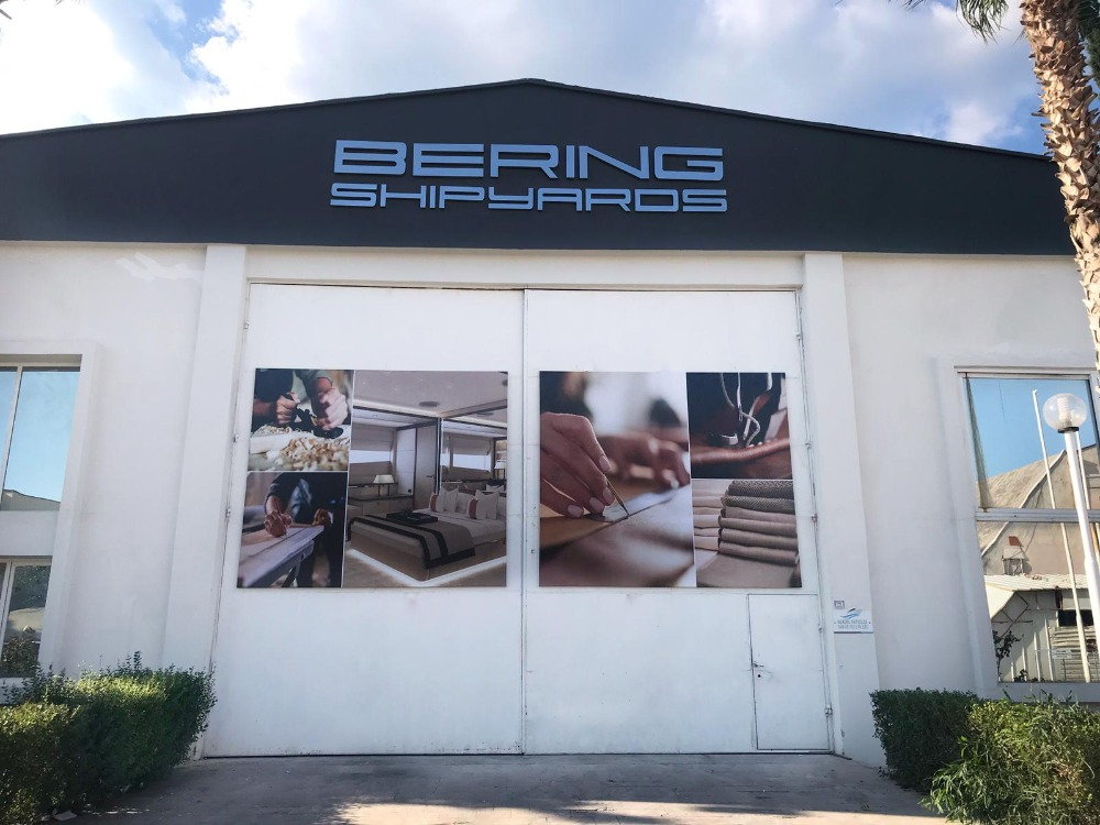 Image for article Bering Yachts grows its superyacht segment