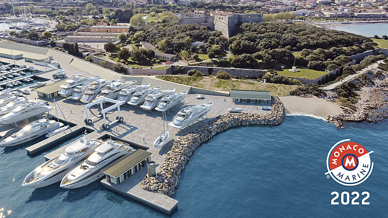 Image for article Monaco Marine developing shipyard in Antibes