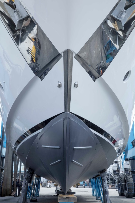 Image for article Azimut Benetti reports on the 'Paint-it Project'