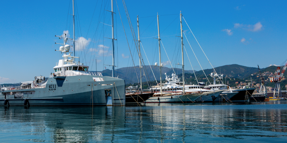 Image for article Choosing a base for Mediterranean cruising