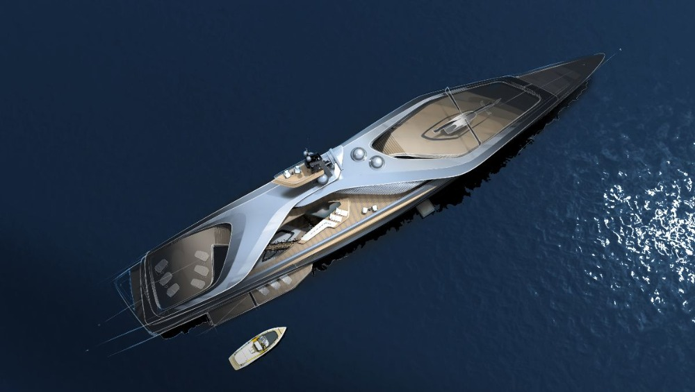 Image for article Oceanco introduces the new KAIROS concept