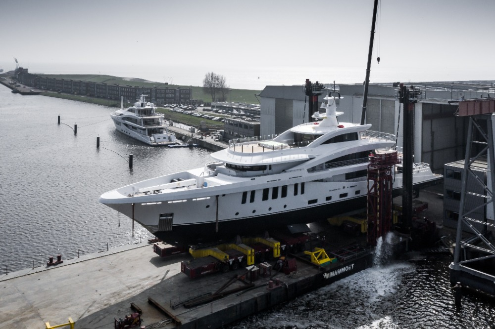 Image for article Second Amels 200 launched following sale