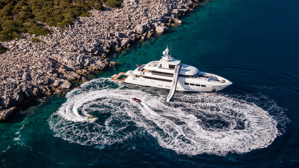 Image for article M/Y OKKO now for sale with Imperial Yachts