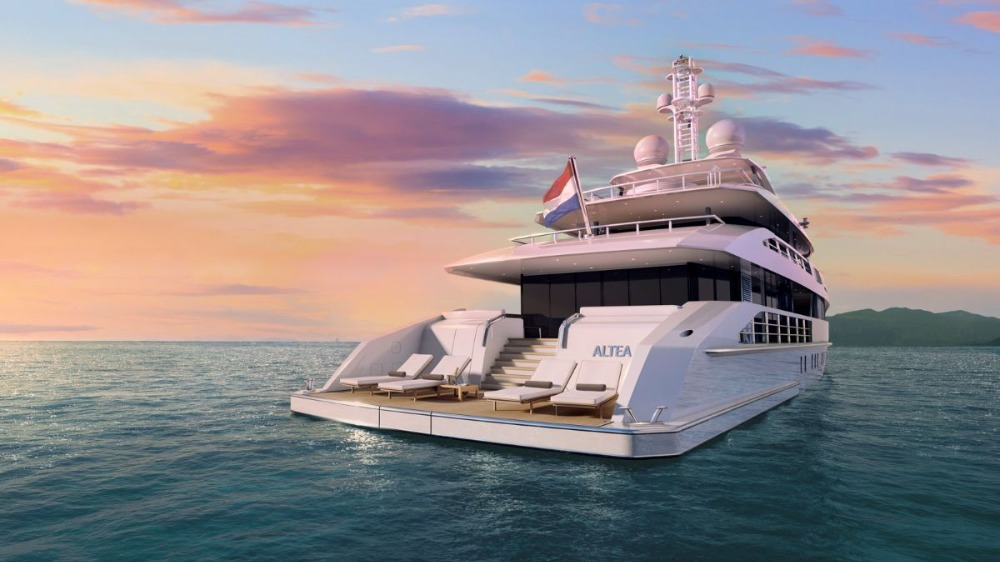 Image for article Heesen announces sale of Project Altea