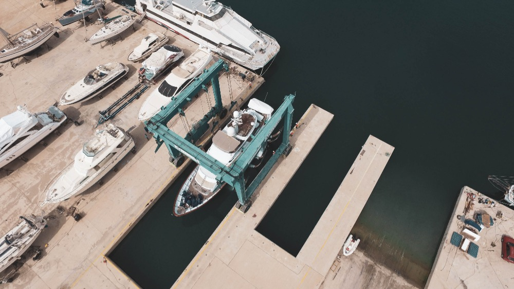 Image for article A1 invests inrefit and repairfacility inGreece