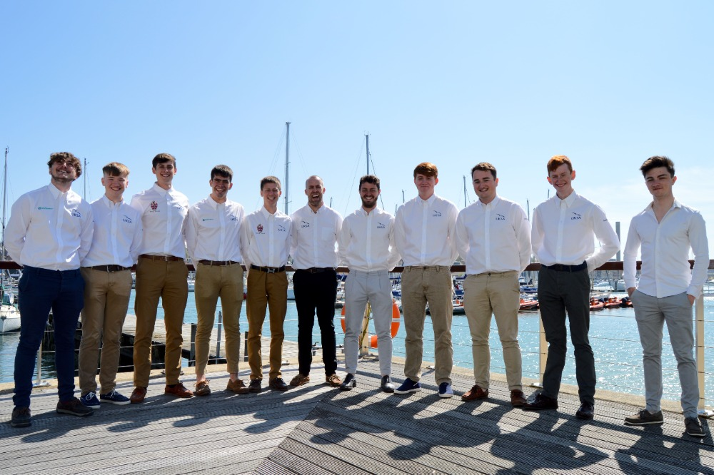 Image for article UKSA Superyacht Cadetship gains momentum