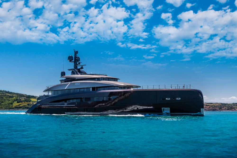 Image for article M/Y Voice: A CRN bespoke masterpiece