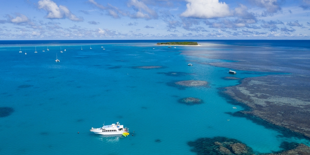 Image for article Aus-NZ superyacht travel now without quarantine