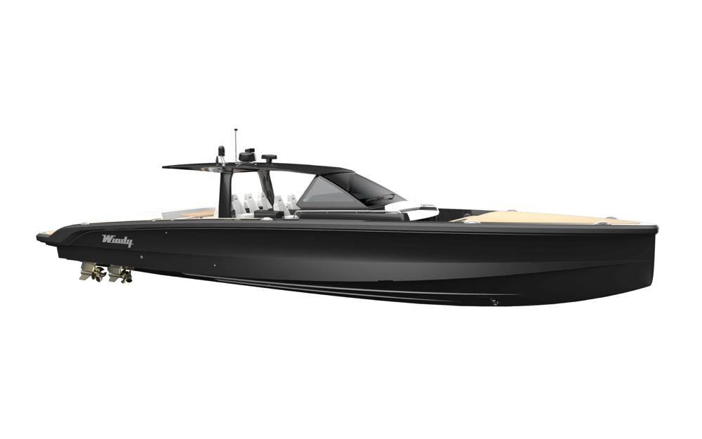 Image for article Windy Boats: introducing the new SLR60/SR60 model