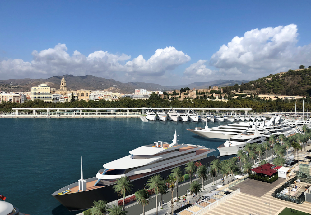 Image for article IGY Málaga makes a welcome addition to the marina network