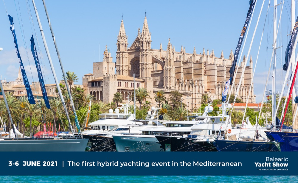 Image for article Balearic Yacht Show 2021