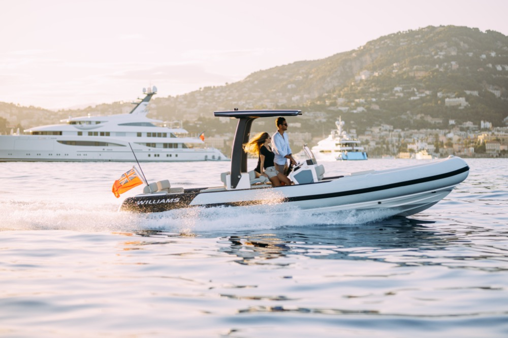 Image for article An insight into the Evojet 70 from Williams Jet Tenders