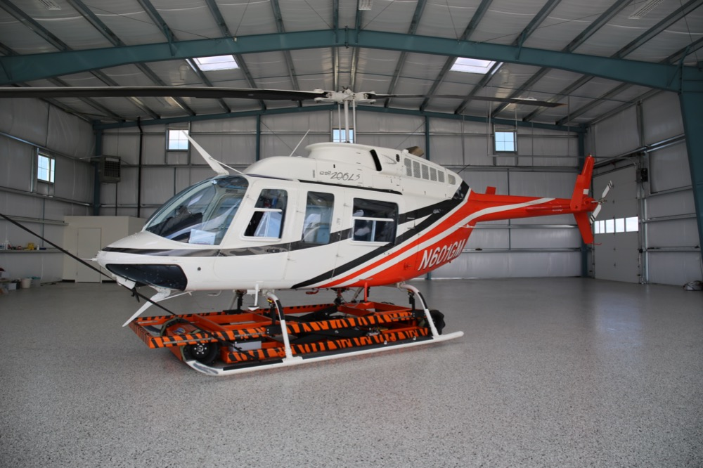 Image for article Elevating the helicopter tug game