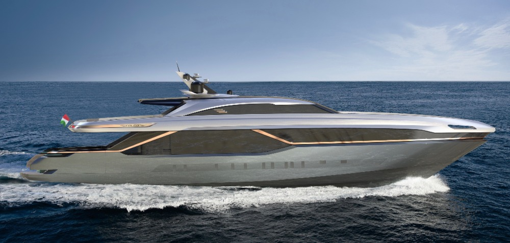 Image for article Falcon Yachts' present and future