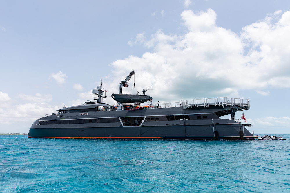 Image for article Top 10 reasons you need a ShadowCat Support Superyacht