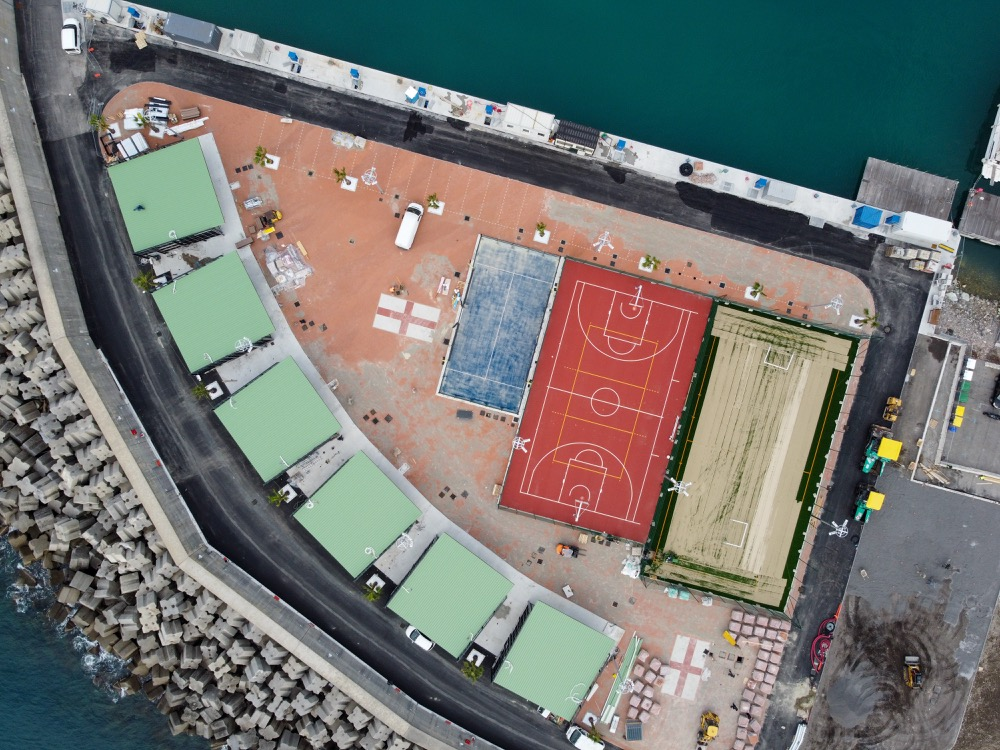Image for article Amico & Co presents Waterfront Marina in Genoa