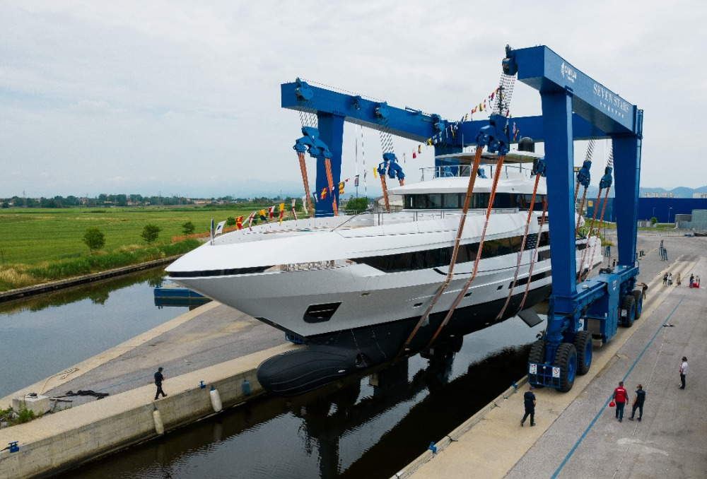 Image for article Mangusta launches first Oceano 50
