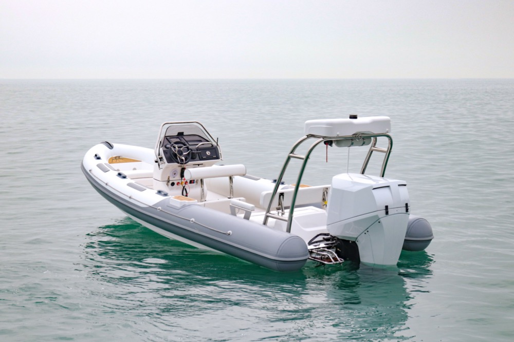 Image for article Bespoke rescue tenders with a Ribeye touch